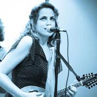 Ilene Martinez. Musicienne à Montpellier