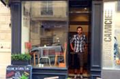 Nicholas Breedon - Coffee Club