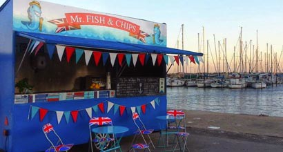 Mr Fish & Chips
