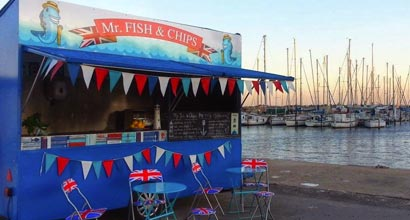 Mr Fish & Chips - Montpellier