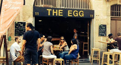 The Egg Bar & Bistrot