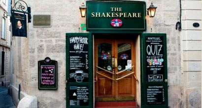 The Shakespeare - Pub à Montpellier, France