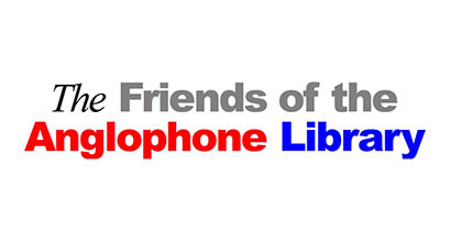 The Friends of the Anglophone Library