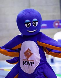 Angela - Mascotte Montpellier Waterpolo