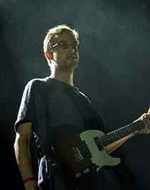 John Owens - Guitariste à Montpellier