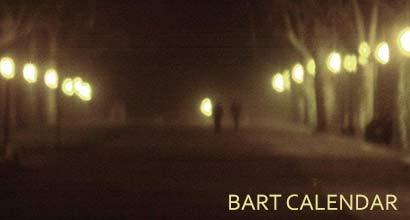 Bart Calendar - Auteur anglophone à Montpellier