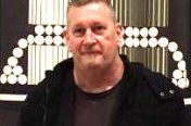 John Cleary - Propriétaire du Manchester Bar à Montpellier